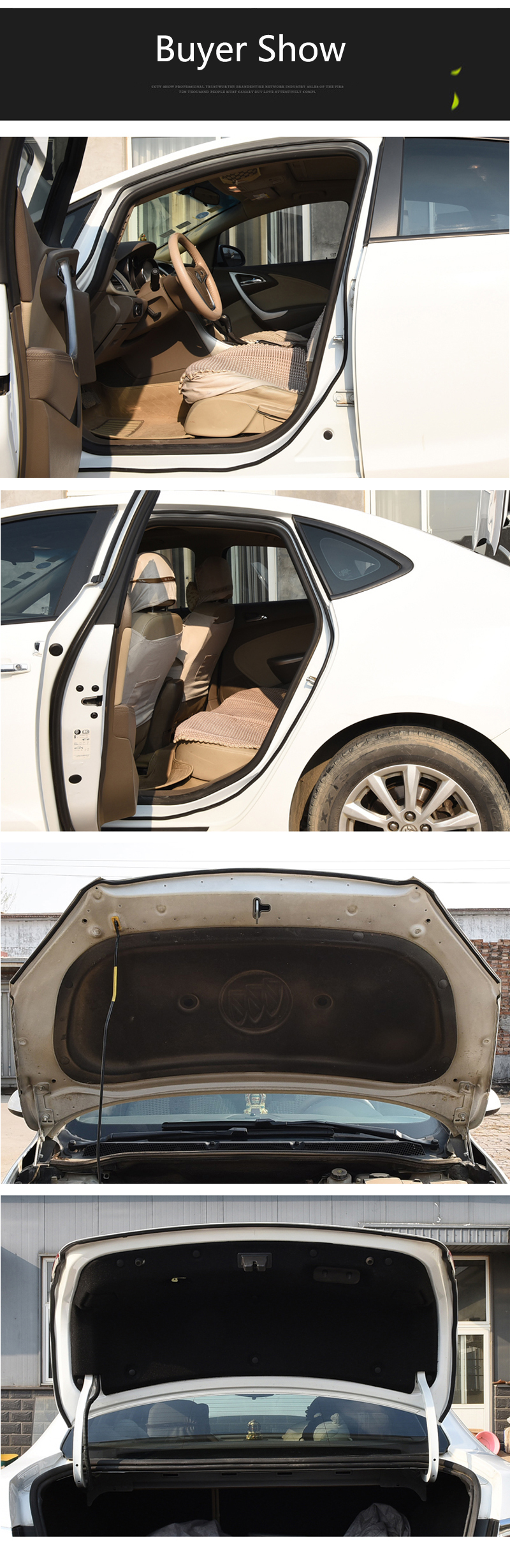 Car Door Seal