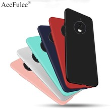 Color Matte Candy TPU Case for Moto X4 C Plus E4 Euro E5 G3 G4 G5 G5S G6 Play G7 Power Euro Z2play Z3 Play Soft Back Cover(China)