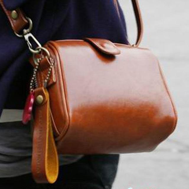 2016 new Mini women's evening bag Brown Shoulder Strap Lady Bag Versatile Casual hand crochet evening bag Mulheres Bag FLM1005