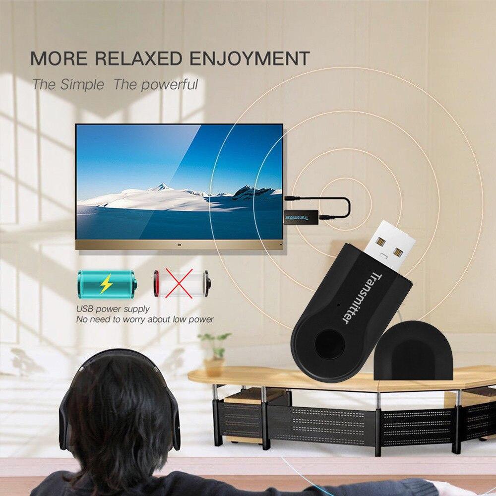 Mini Sans Fil Bluetooth Metteur Stro Audio Musique Adaptateur Gießen Tv Tlphone Pc Y1x2 Mp3 Mp4 Tv Pc Usb Stecker Technologie Produkte HeißEr Verkauf Tragbares Audio & Video