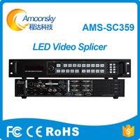 Amoonsky sc359 6 К светодиодного модуля процессора видео аппарат для открытый электронная реклама светодиодный дисплей