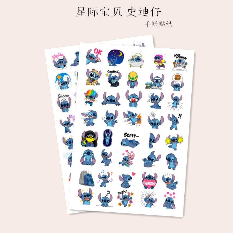 Self-made Star baby  Tin Scrapbooking Stickers Decorative Sticker DIY Craft Photo Albums Decals Diary