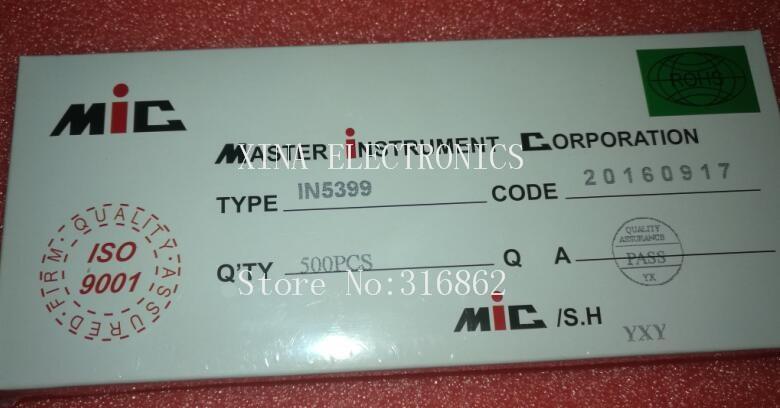 1N5399  IN5399 5399 DIP DO-15 1.5A 1000V Rectfier Diode 20pcs/lot