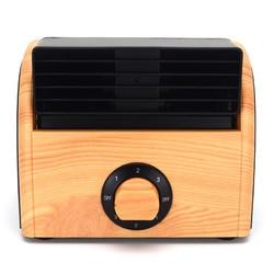 Mini mały domowy wentylator elektryczny dormitorium klimatyzator ładuj małe wentylatory biura na biurko łóżko studenckie nic liść wentylator wtyczka amerykańska|Wentylatory|AGD -