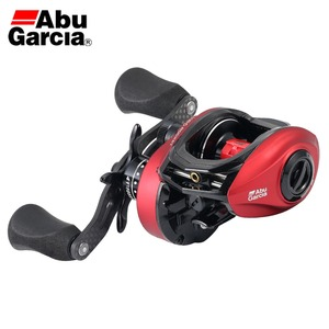 Image 2 - ABU GARCIA REVO 4 ROCKET Fishing Reel 11BB 10.1:1 High Gear Ratio Reel 205g 8kg Max Drag Dual Brake System Baitcasting Reel
