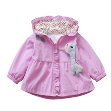 Baby Girls Coat & Jacket Outerwear Causal Baby