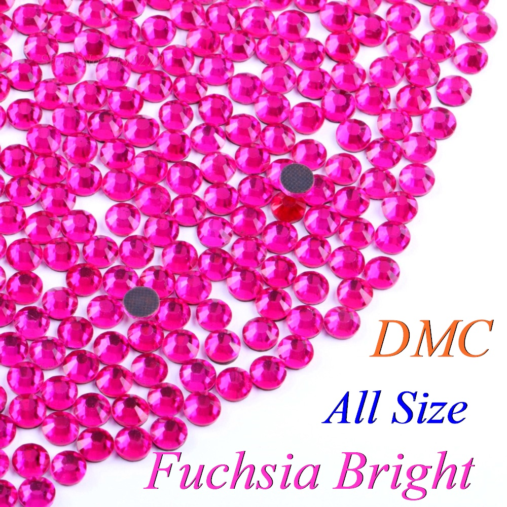 5mm to 6mm Ceramic Hotfix Rhinestones 11 Colors Choice Hot Fix ... decd4035f733