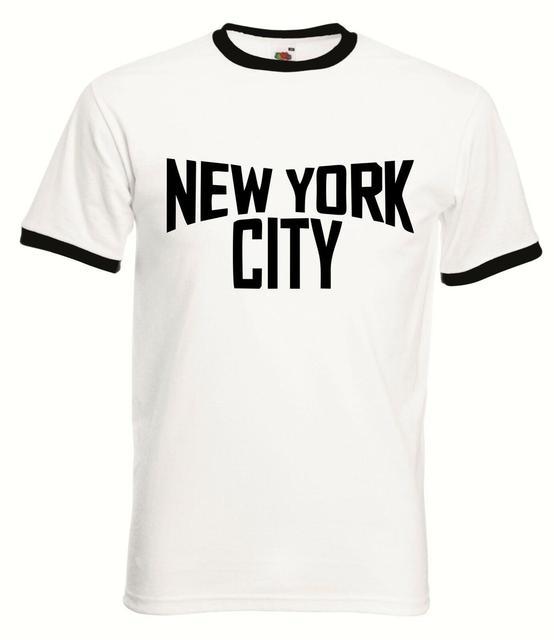 York City Ringer TShirt...