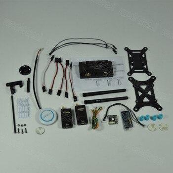 ArduPilot APM2.8 Flight Controller+6M GPS+433hz Telemetry+OSD Horizon type+Shock Absorbing Set