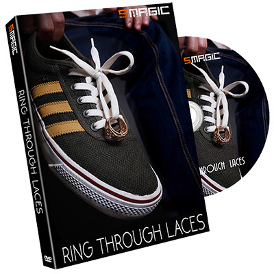 Ring Through Laces By Smagic Productions Magic Tricks