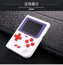 Coolbaby RS-6 Retro Portátil Mini Handheld Game Console 8 bit 2.0 polegada LCD Cor Crianças Game Player Embutido 129 Jogos