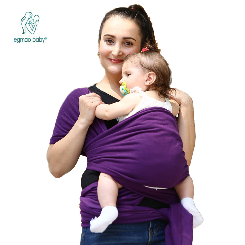 2017 Baby Carrier Sling For Newborns Soft Infant Wrap Breathable Wrap Hipseat Breastfeed Birth Comfortable Nursing Cover free shipping 4 in 1 soft structured baby carrier 15 colors baby carrier 15 kinds baby sling baby pouch