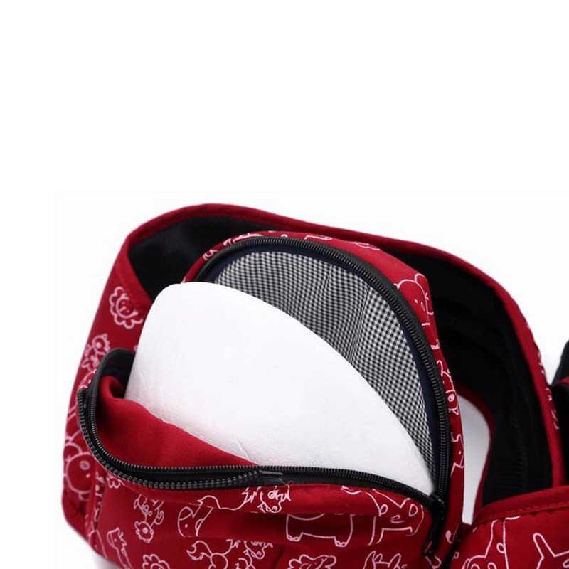 Nosidełko dla dziecka 4-6 miesięcy przód Carry Portabebes Manduca bawełna i poliester noworodek noworodek regulowany stały Zaino Rugzak
