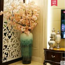Ceramic Hotel Villa European-style Flower Vase