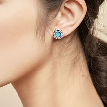 WNGMNGL New 2019 Fashion Jewelry Simple Round 12 Sets Heart Shell Flower bird Stud Earrings Set Boucle Doreille Femme Gift