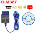 New Arrival Vgate Elm327 USB Code Reader Software v1.5 ELM 327 Car Scanner Adapter Support All OBDII Protocols Cars Scan Tool