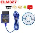Nova chegada software leitor de código de vgate elm327 usb v1.5 elm 327 Scanner de Carro Adaptador Suporte Todos Os Protocolos de OBDII Carros Scan ferramenta