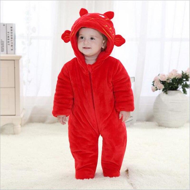 68a82c3ca Baby Halloween Winter Christmas Hoodie Romper Goldfish Animals Clothes Kids  Cosplay Costume Rompers Children Onesie Pajamas on Aliexpress.com | Alibaba  ...