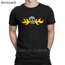 176f62c46 Day Of The Tentacle Hoagie Skull T Shirt Summer Style Knitted Euro Size  Letters Mens T