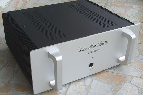 case size:405*370*160mm AR998 FUll aluminum amplifier chassis/Hifi Amplifier Chassis/External radiator/amplifier enclosure/case 3206 amplifier aluminum rounded chassis preamplifier dac amp case decoder tube amp enclosure box 320 76 250mm
