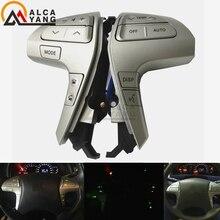 Многофункциональный 84250-06180 для 2006-в настоящее время Toyota Camry рулевое колесо управления аудиосистемой переключатель