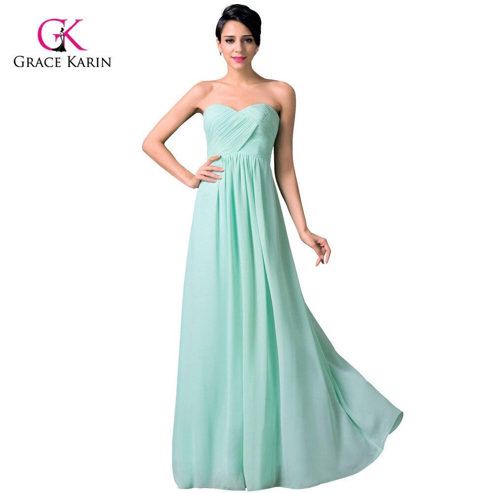 Beautiful Chiffon cheap Long Turquoise Bridesmaid dresses 2016 ...