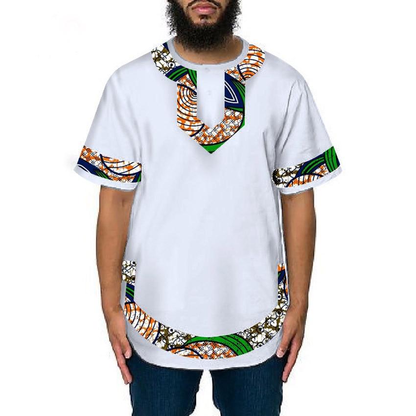 @El Hadj african shirt 3