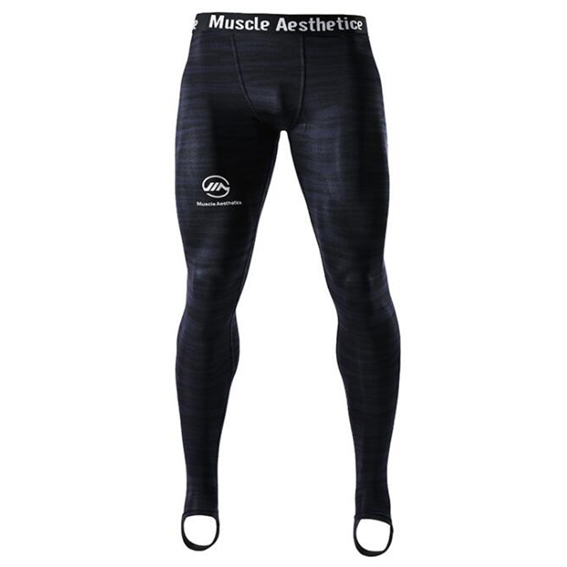 Leggings Men Compression Quick Dry Skinny Pants Man Gyms Fitness Workout Bodybuilding Trousers Male Joggers Crossfit Sportswear