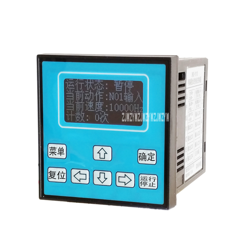 DKC-Y110 Programmable Single-axis Stepper Motor Servo Motor Controller High-quality Industrial Grade Controller 24V Hot Selling