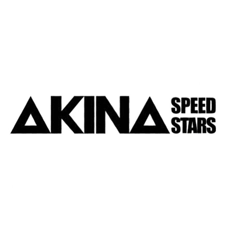21.6 см*3.9 см стайлинга автомобилей скорость звезды Акина Персонализированные мода наклейки на авто С5-0898