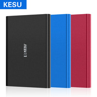 KESU 2.5 External Hard Drives 1TB 2TB Storage Portable Hard Disk USB3.0 HDD for PC, Mac, Tablet, Xbox One, Xbox 360, PS4