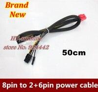 Send By DHL PCI E Graphics Card Modular Power Cable PSU 8pin To PCI E Express