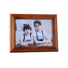 High Quality Solid Wooded Picture Holder, Wood Photo Frame Stand For Home Decorate WP026(China)