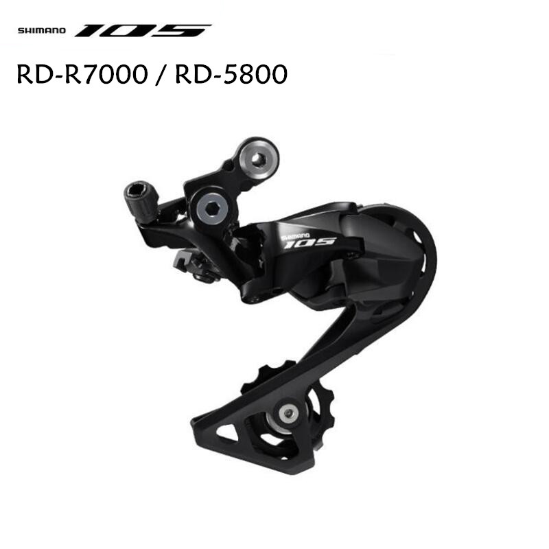 <font><b>SHIMANO</b></font> <font><b>105</b></font> 5800 R7000 Rear Derailleur Road Bike R7000 SS GS Road bicycle Derailleurs 11-Speed 22-Speed update from 5800 image