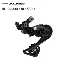 цена SHIMANO 105 5800 R7000 Rear Derailleur Road Bike R7000 SS GS Road bicycle Derailleurs 11-Speed 22-Speed update from 5800 онлайн в 2017 году