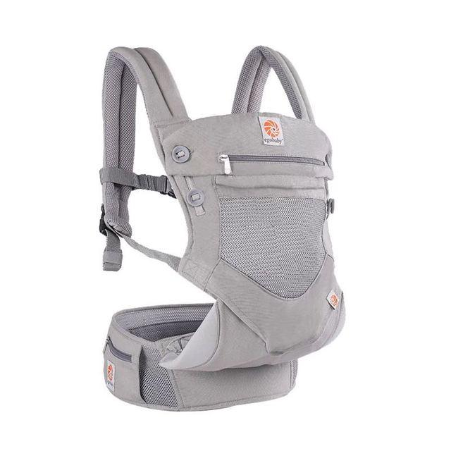 360 Baby Carrier Multifunction Breathable Infant Kangaroo Backpack