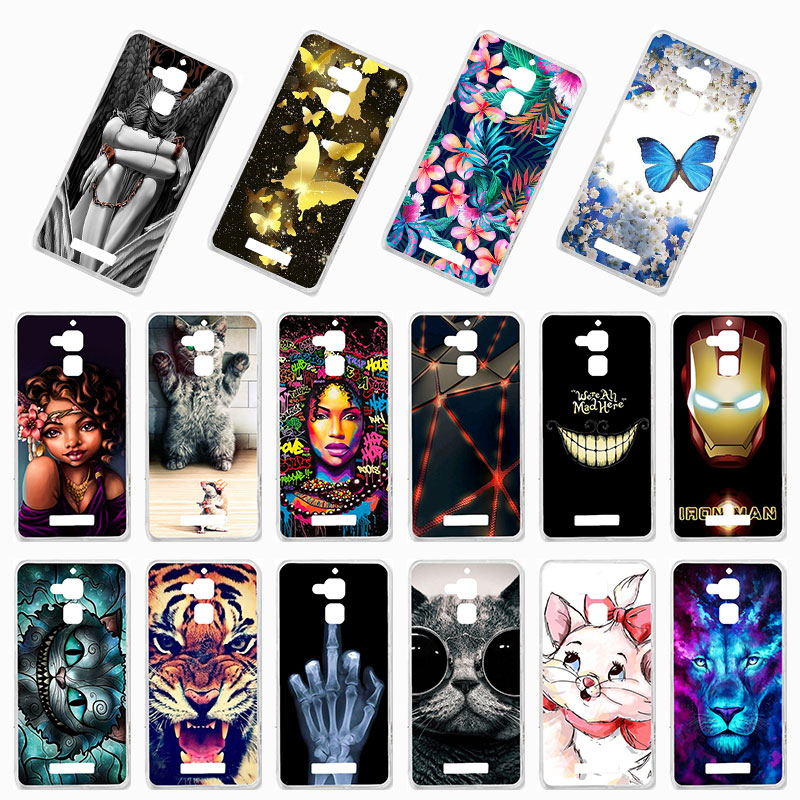 Phone Case For <font><b>Asus</b></font> Zenfone 3 Max ZC520TL Cases Silicone Bumper On The For <font><b>Asus</b></font> <font><b>X008D</b></font> Pegasus 3 horse 3 Zenfone3 Max Cover <font><b>Coque</b></font> image