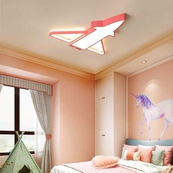Modern LED Lampu Langit-langit Dekoratif Lampu Overhead untuk Kamar Tidur Lobi Anak-anak Kamar Desain Sederhana Kontemporer Lampu Langit-langit