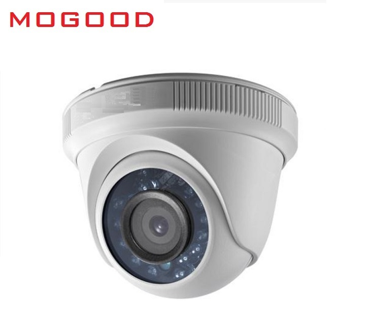 HIKVISION DS-2CE55A2P-IR Instock 700TVL  Analog BNC Dome Camera  Infrared  Day/Night  Vandal-proof hikvision ds 2ae7152 a 540tvl analog 3 84mm 88 32mm 23x zoom smart ptz camera infrared waterproof day night indoor outdoor