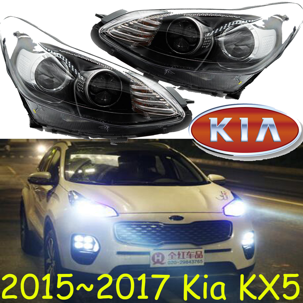 KlA KX5 headlight,2015~2017,Free ship!KlA KX5 daytime light,KX 5, K4 K5,Cerato sorento;creta,cerato,KX5 head light