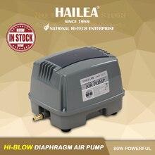 HAILEA BRAND NEW HAP-100 SEPTIC POND AIR PUMP ATU TREATMENT PLANT COMPRESSOR 80W 100L/Min AUTHORIZED DEALER