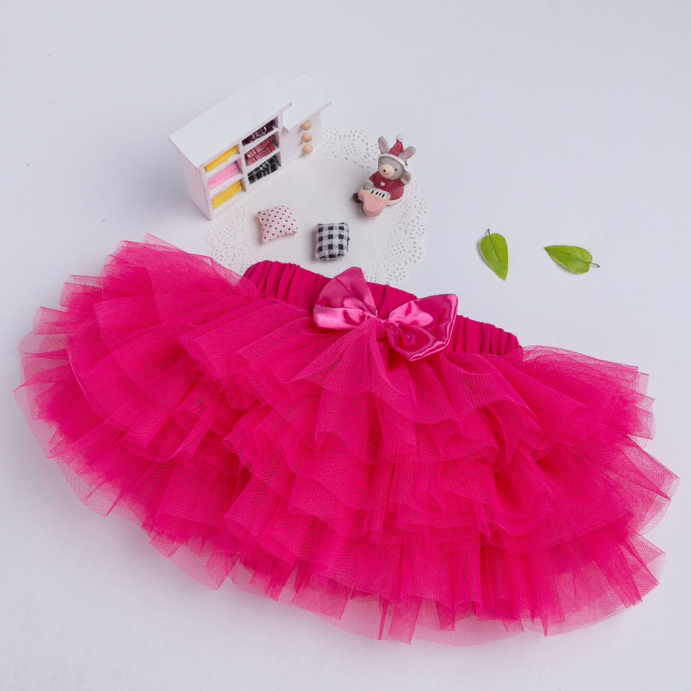 Pettiskirt-Baby-Girls-3-Colors-Tutu-Skirt-Rose-Red-Newborn-Chiffon-6-layer-Skirts-Infant-Girls-Birthday-Party-Clothes-2