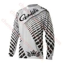 Мужская одежда для рыбалки DAIWA, ультратонкая, с длинным рукавом, солнцезащитная, анти-УФ, дышащая, летняя, рыбацкая рубашка, размер XS-5XL, куртка