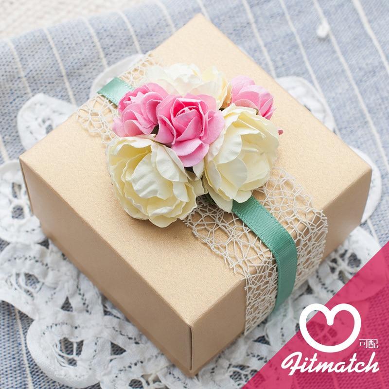 Romantic Wedding Gift Ideas: Chinese Continental Elegant Atmosphere Beautiful Golden