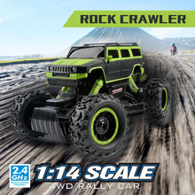 ET RC Car 1/14 2WD 8KP/H RC Car High Speed Motors Drive Remote Control Off Road Dirt Bike Classic Toys Truck Traxxas Buggy Car