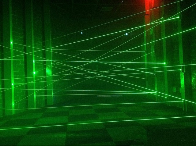 China Suppliers List Aliexpress Buy Real Life Room Escape Laser Array