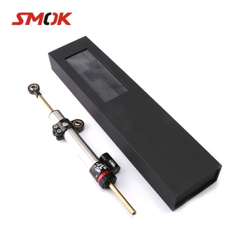 SMOK For XT660X YZF R125 MT03 MT-03 MT 03 R1 XJ6 Tracer 700 900 Universal Motorcycle Adjustable Steering Damper Stabilizer