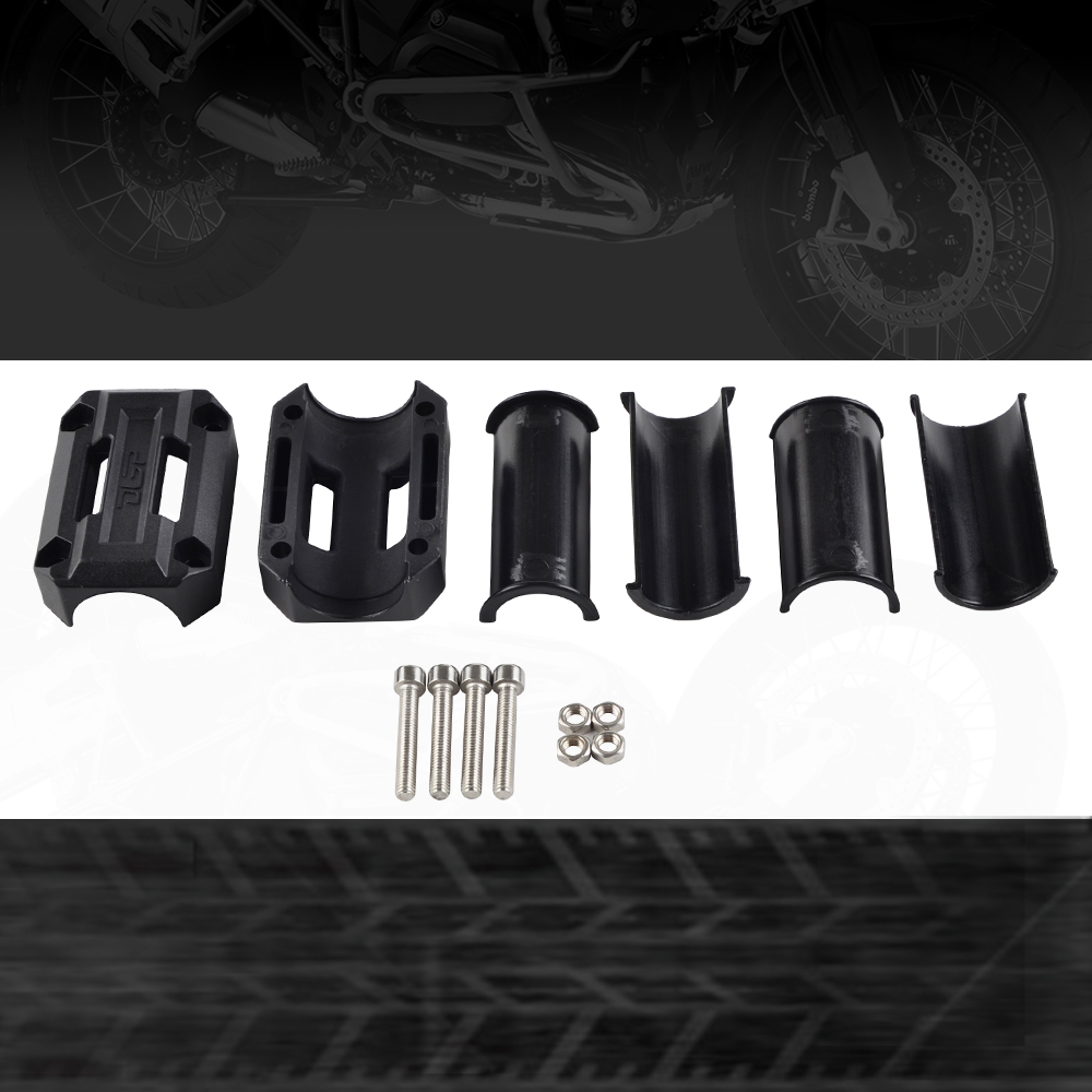 Image 5 - Motorcycle Engine Protection Guard Bumper Decor Block for Benelli TRK 502 & for Triumph 900 STREET TWIN Crash Bar bumper guard-in Falling Protection from Automobiles & Motorcycles