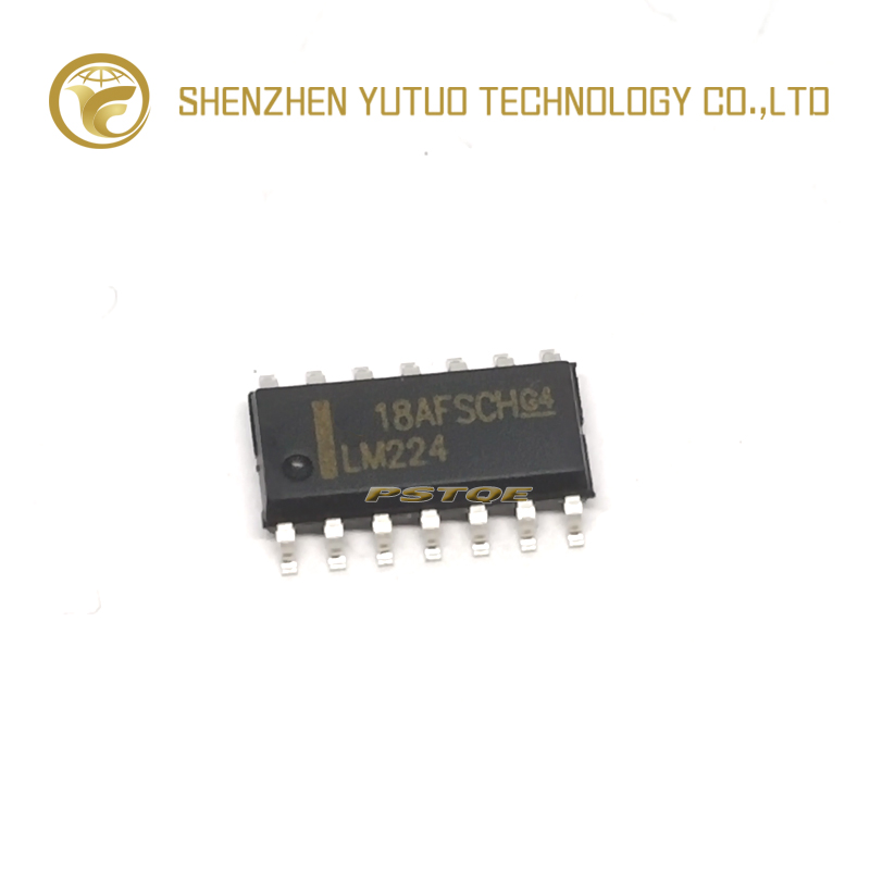 PSTQE  LM224N LM224 DIP-14 IC    High quality  In Stock title=