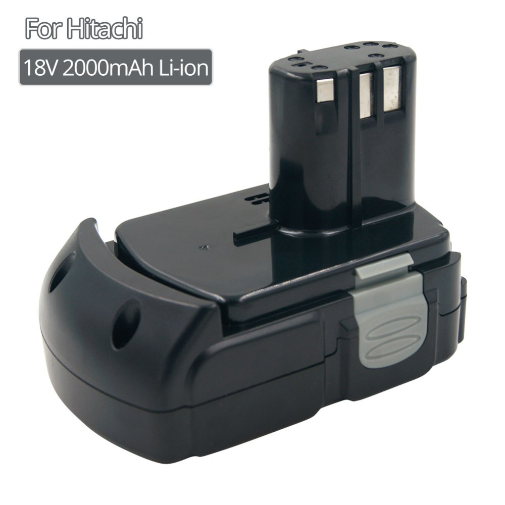 ebm-1830 Batterie pour Hitachi EBM 1830 ebm1830 3000mah//18v//Li-Ion